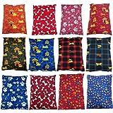 Cubiertas y cojines para cama de perro con cremallera, tamaño grande, 73,66 x 96,52 cm, talla…