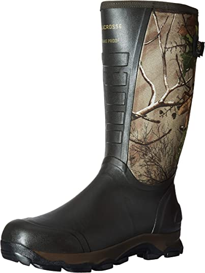 Lacrosse Men's 4X Alpha Snake Boot-M