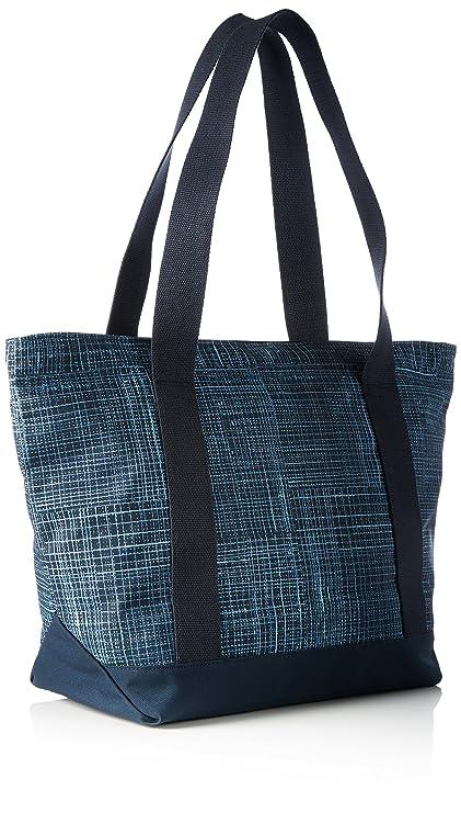 5b6bb460d09 Timberland Canvas & Beach Tote Bag, DARK SAPPHIRE PRINT (multi-coloured) -  CA1M2QB69: Amazon.co.uk: Luggage