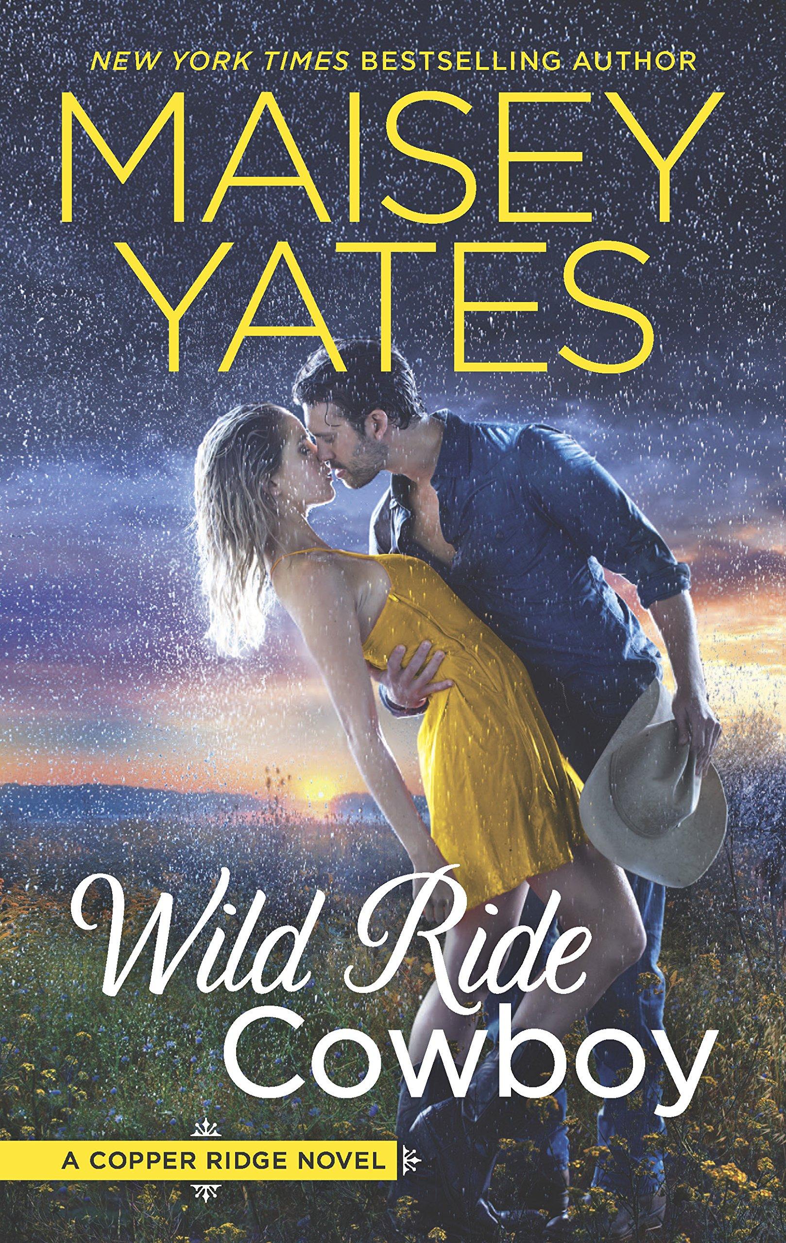 Wild Ride Cowboy (Copper Ridge) PDF ePub book