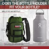 Wild Wolf Outfitters Water Bottle Holder for 64oz