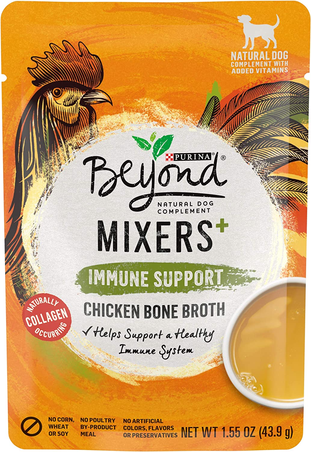 Purina Beyond Grain Free, Natural, Adult Dry Dog Food & Toppers