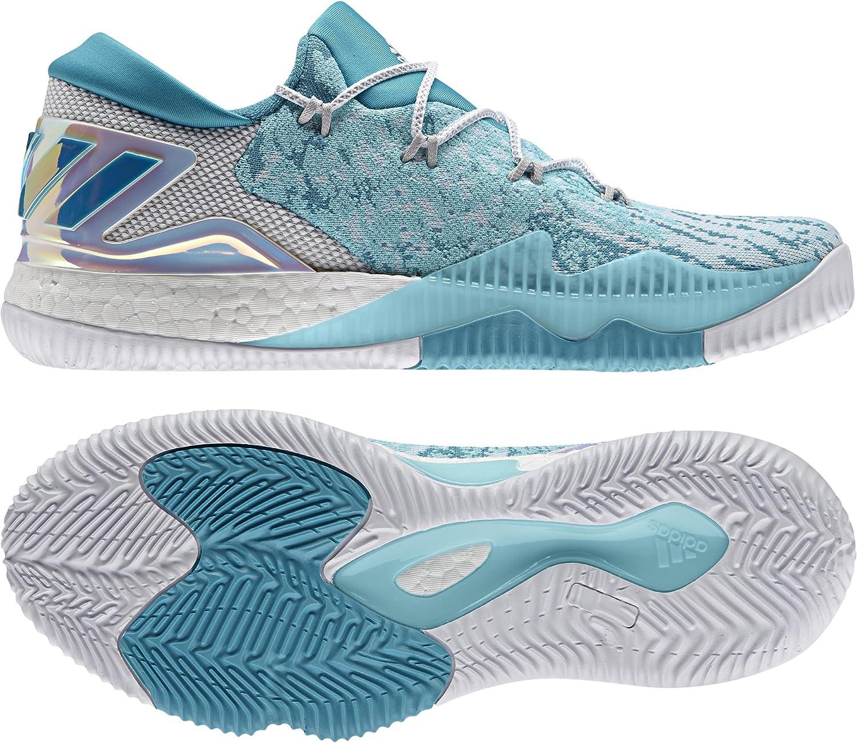 adidas Crazylight Boost Low 2016 PK - Zapatillas de Baloncesto para Hombre, Azul - (AGUCLA/FTWBLA/Azuene): Amazon.es: Deportes y aire libre