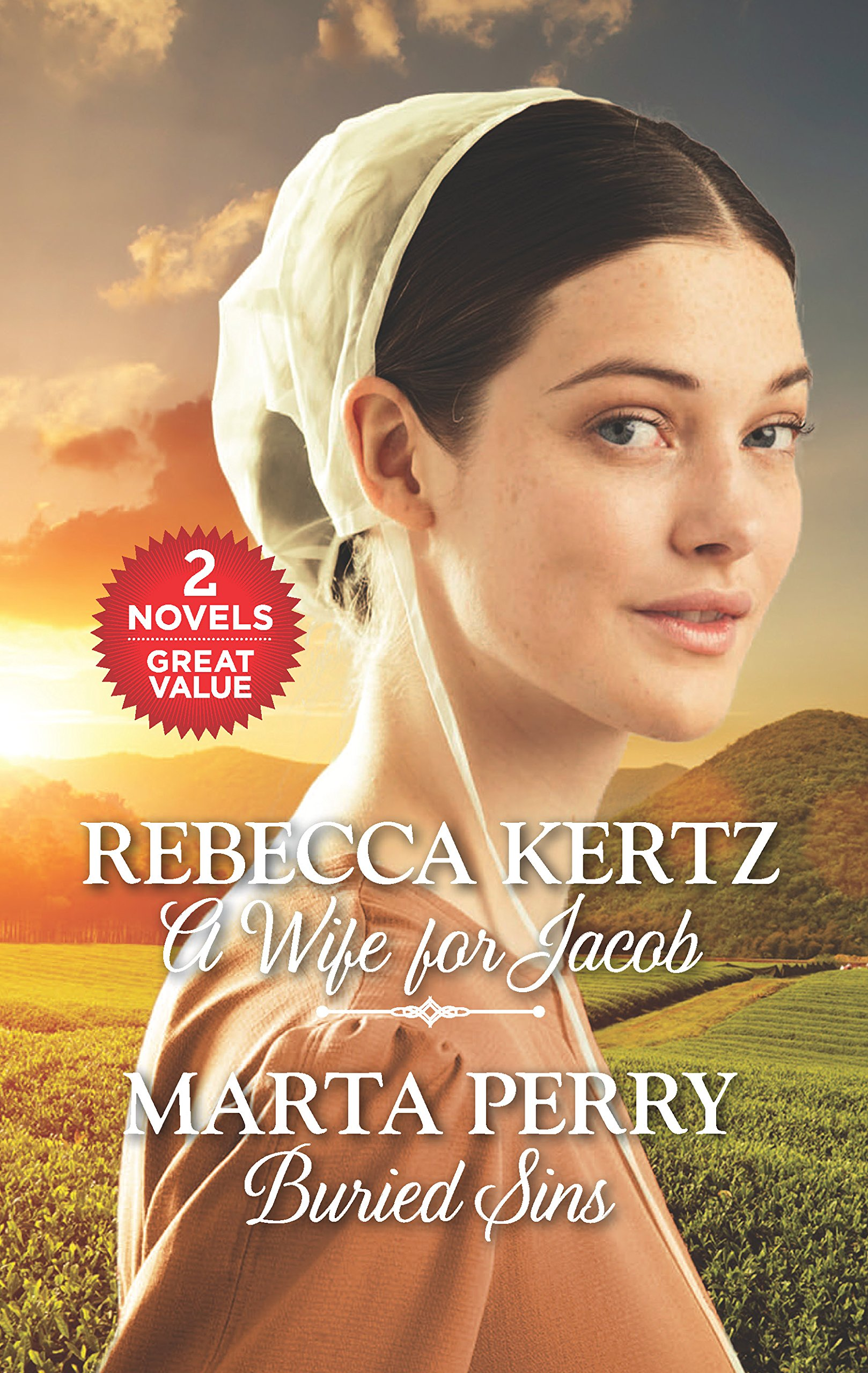 A Wife for Jacob and Buried Sins: An Anthology (Lancaster County Weddings)  Mass Market Paperback – June 28, 2016