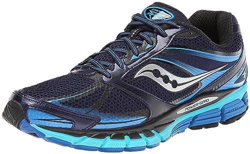 c97a59149d8f4 Saucony Zapatillas Deportivas Running PowerGrid Guide 8 Azul Marino Verde  Agua EU 41  Amazon.es  Zapatos y complementos