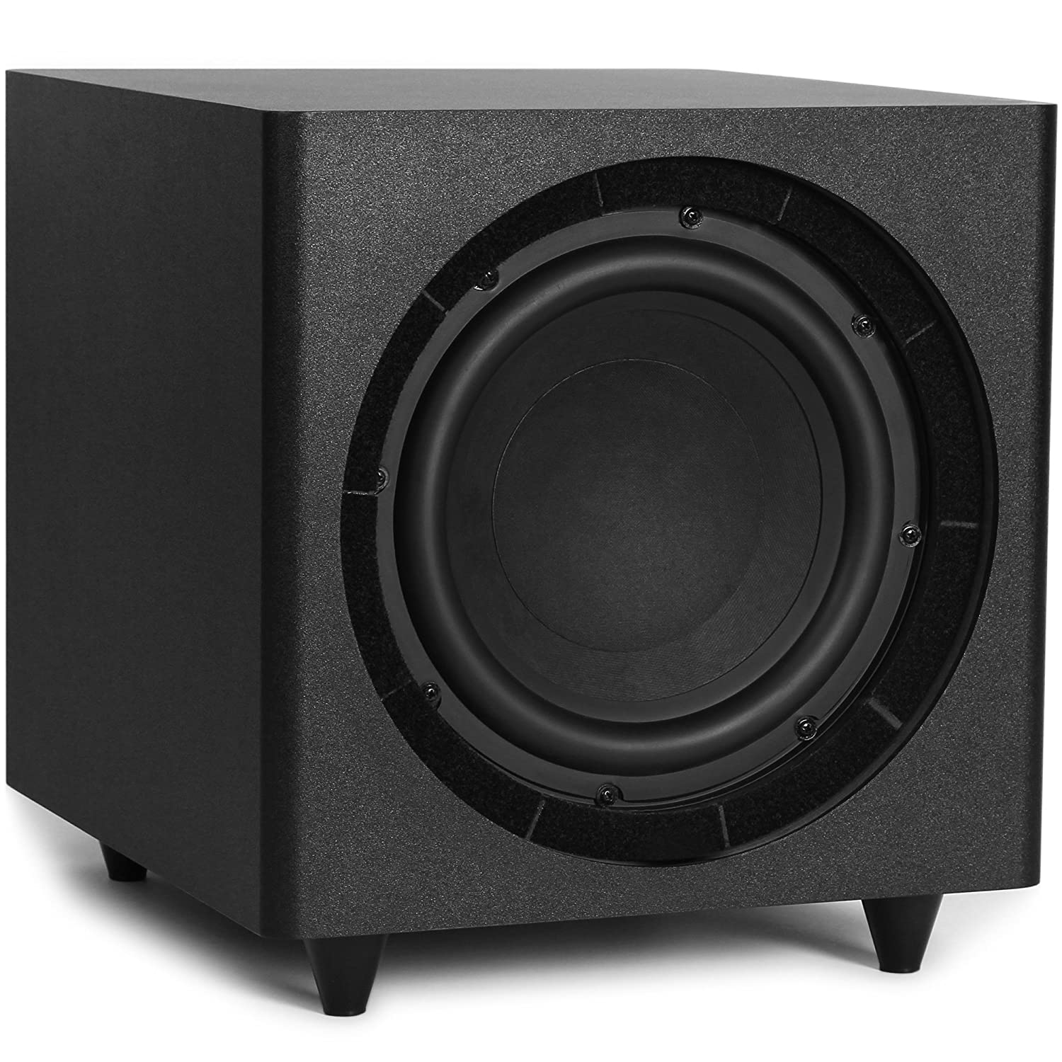 Amazon.com: Micca 10-Inch Powered Subwoofer for Home Theater or Music  (MS10): Electronics