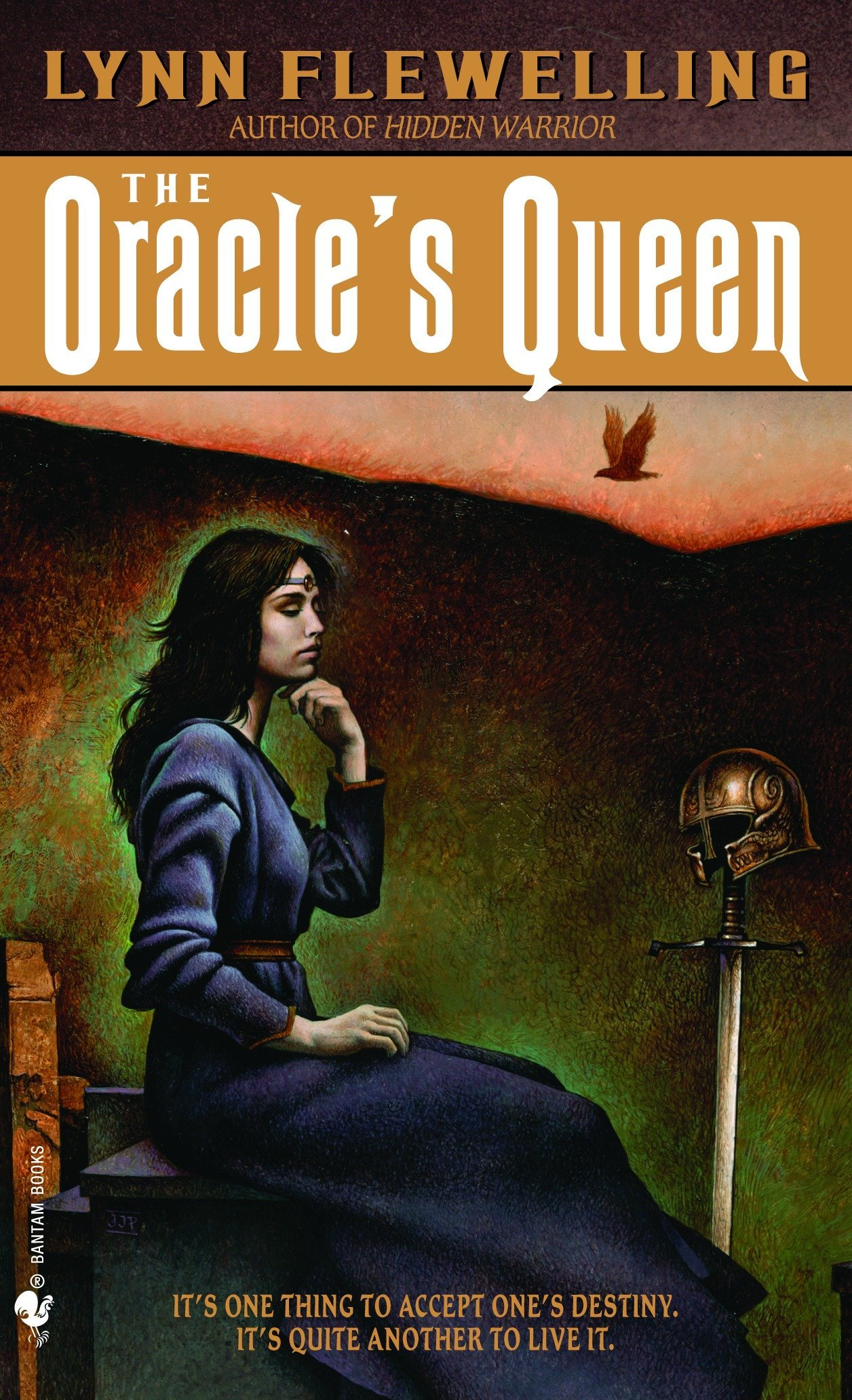 The Oracle's Queen (Tamir Triad, Band 3)
