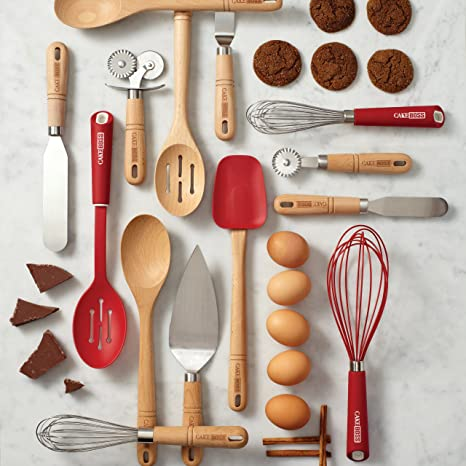 Amazon.com : Herramientas de madera y acero inoxidable Gadgets Brownie Espátula : Grocery & Gourmet Food