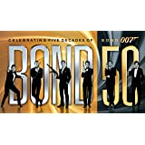 Bond 50: The Complete 23-Film Collection with Skyfall [Blu-ray] (Bilingual)
