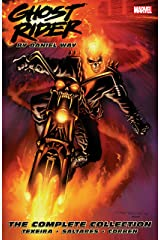 Ghost Rider by Daniel Way: The Complete Collection (Ghost Rider (2006-2009)) Kindle Edition