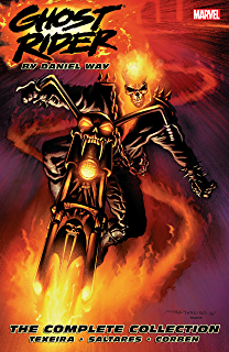 Ghost Rider By Daniel Way The Complete Collection 2006 2009