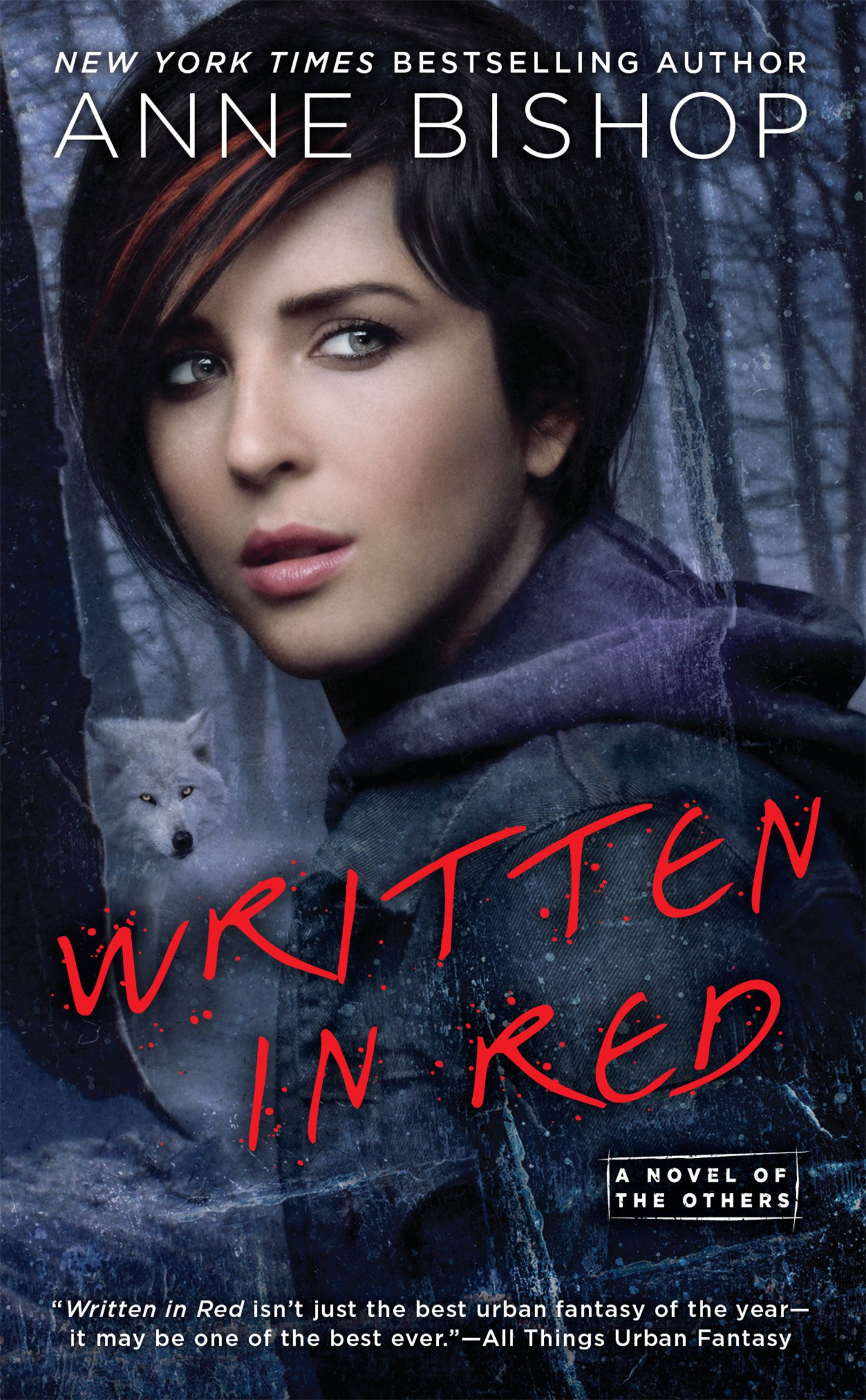 Written in Red (A Novel of the Others): Bishop, Anne: 9780451417909:  Amazon.com: Books