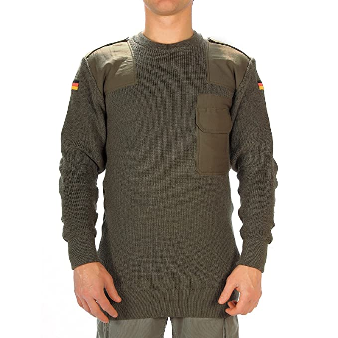 AR TACTICAL GMBH BW Bundeswehr Pullover Oliv