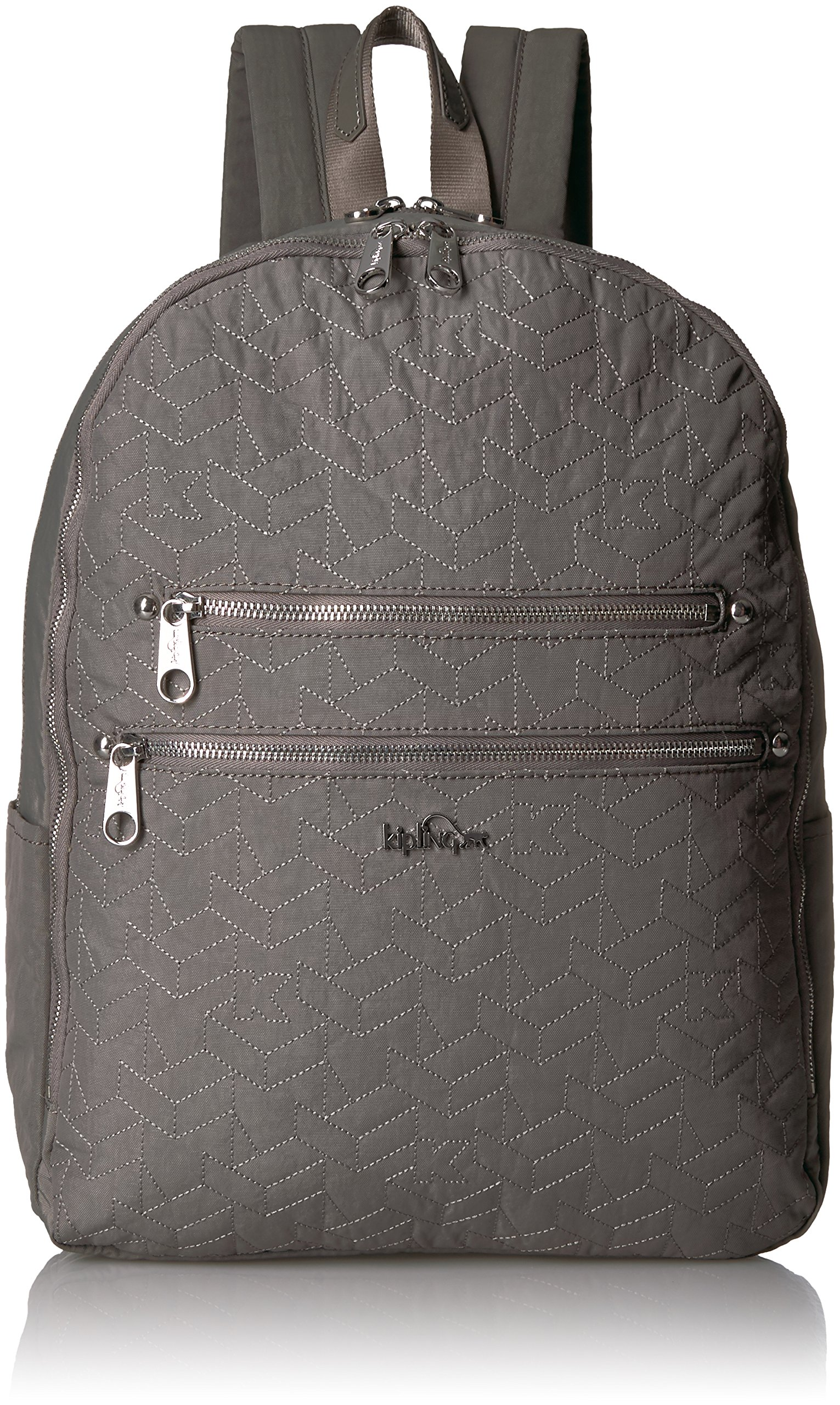 Kipling Tina Quilted Laptop Backpack Backpack by Kipling