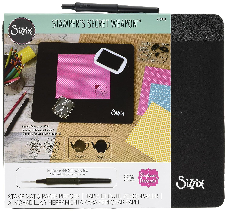 Sizzix Framelits 659880 Stamper's Secret Weapon Ellison Europe