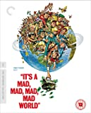 It's a Mad Mad Mad Mad World [The Criterion Collection] [Blu-ray] [2017]