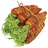 Juvale Fake Carrots - 9-Pack Artificial Realistic
