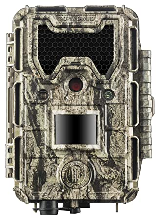 Review Bushnell 119877 24MP Trophy