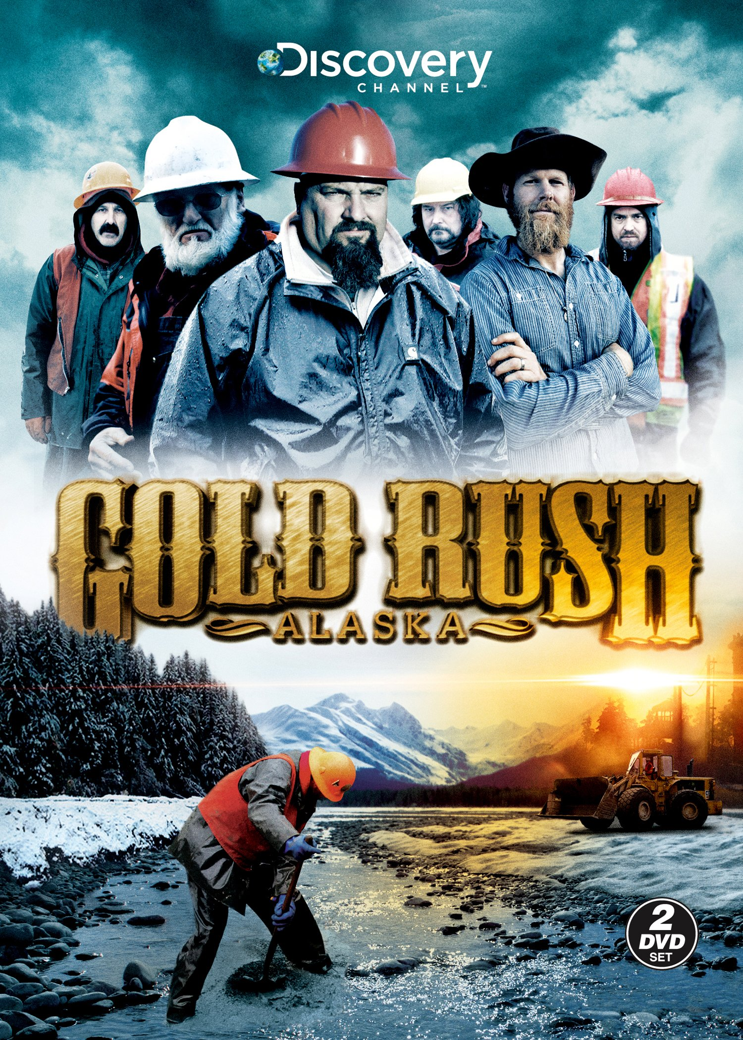Gold Rush Alaska by Discovery - Gaiam