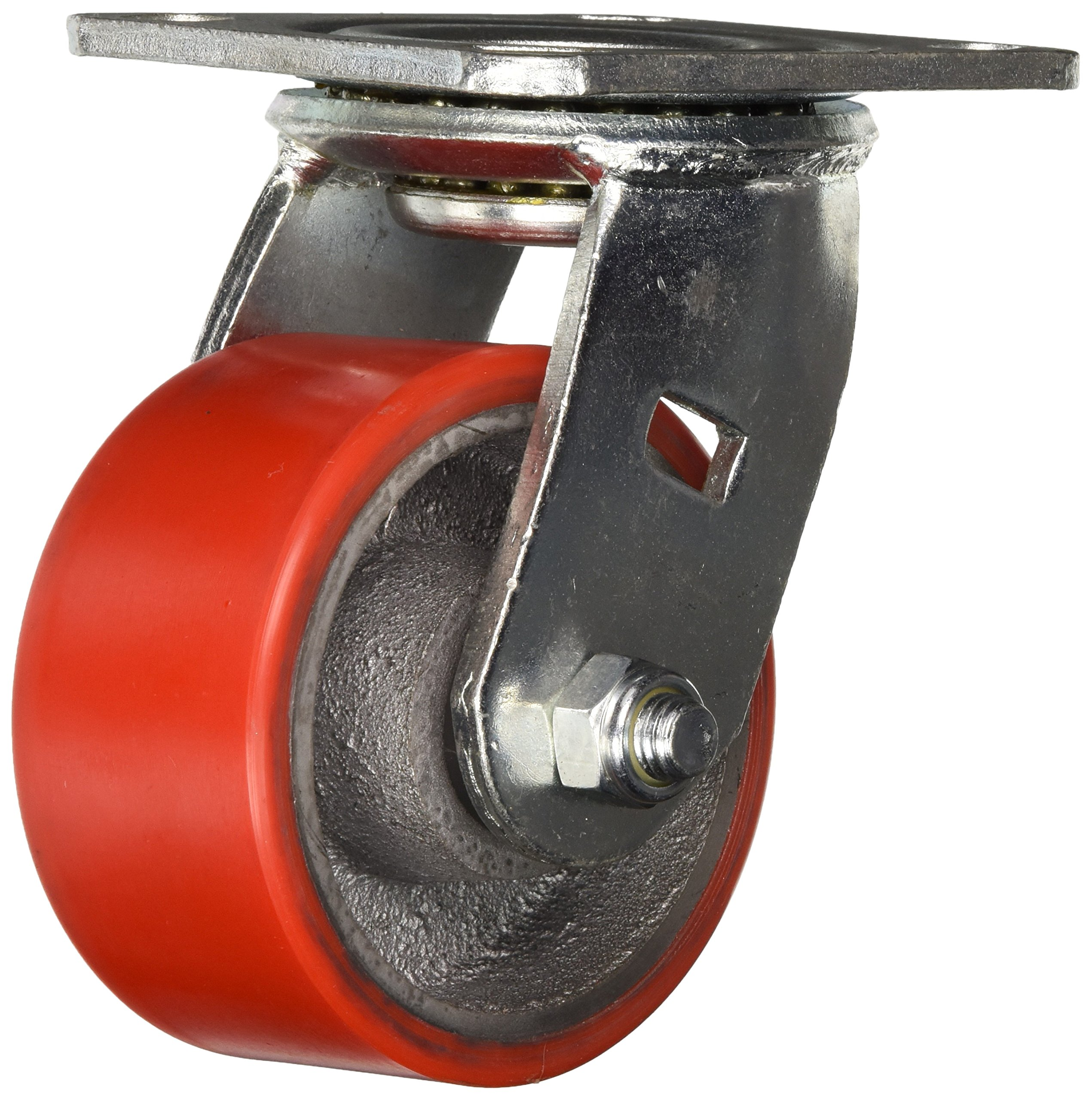 Ultra-Fab Products 48-979011 4'' Ultra Swivel Skid Wheel
