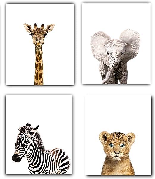 Safari wall Prints// Nursery Prints,Animal wall prints boys wall prints
