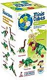 Buki - 7424 - Jeu De Construction - Mini Cubes - Dino - 120 Pièces