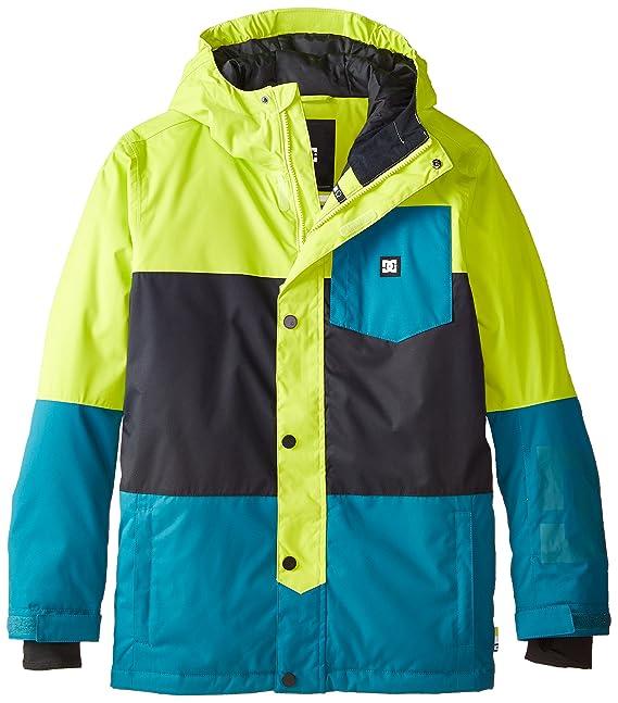 501f32773062 DC Big Boys  Defy Boy Snow Jacket