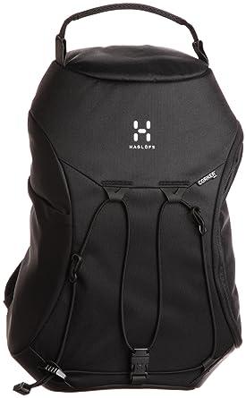 Haglöfs Corker Small Backpack 11 L black 2019 outdoor daypack ... 7015b222e3