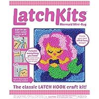Kahootz 01603 Latch Hook Kit - Mermaid