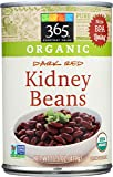 365 Everyday Value, Organic Dark Red Kidney Beans, 15.25 oz