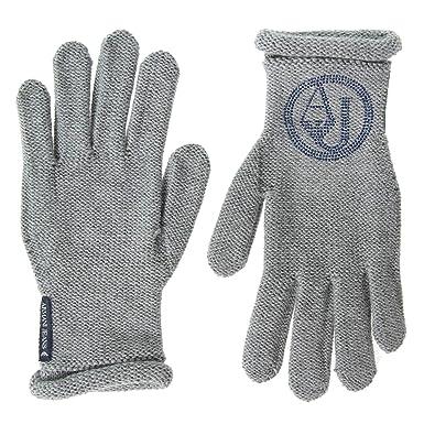Emporio Armani - Gant - Femme Gris gris S  Amazon.fr  Vêtements et ... 511da16fb7e