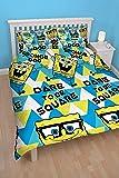 Spongebob Happy - Juego de cama (para cama doble)