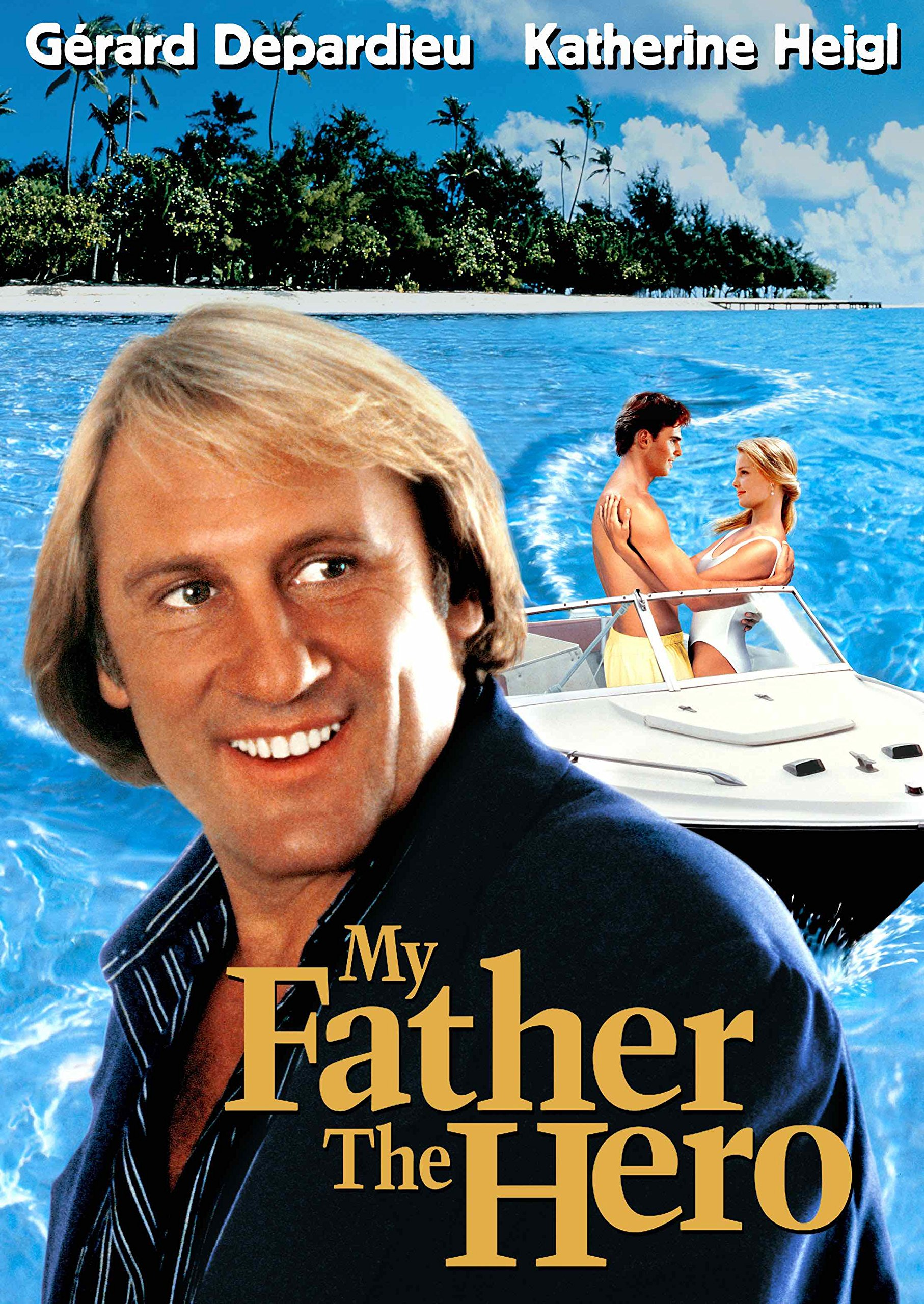 DVD : My Father, The Hero (DVD)