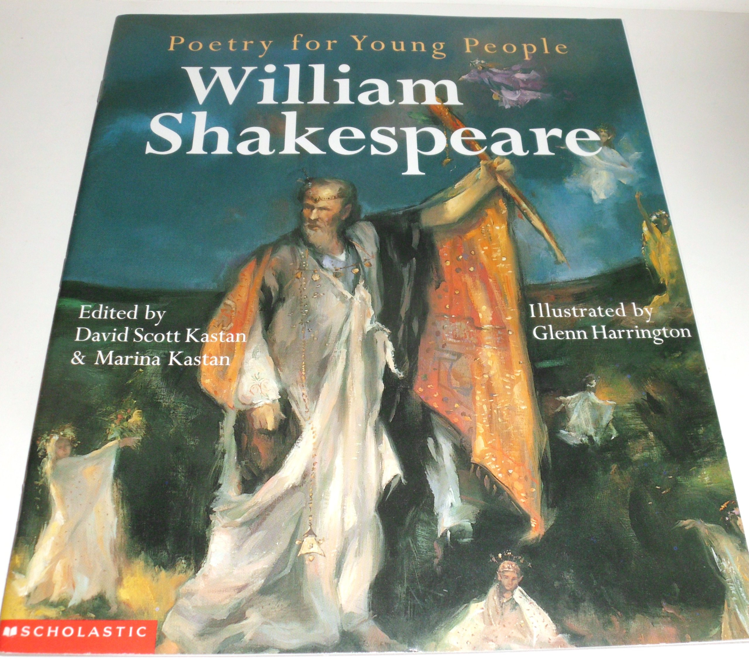 Read Online Poetry for Young People, William Shakespeare pdf epub