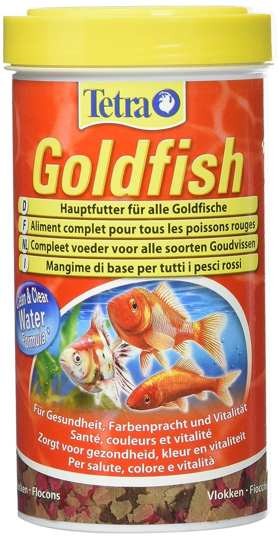 TETRA Goldfish - Aliment Complet en flocons pour Poisson Rouge - 500ml 4004218184190