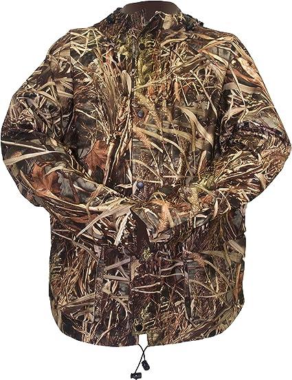 Amazon.com: wildfowler Outfitter camuflaje caza Parka ...