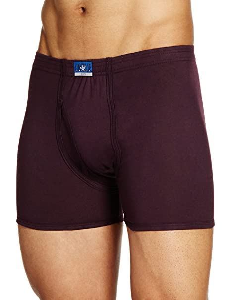 VIP Men's Cotton Trunks Men's Underwear Trunks at amazon