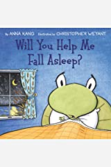 Will You Help Me Fall Asleep? Hardcover