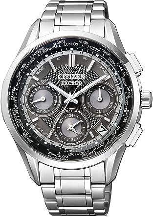 9bc667f538 [シチズン]CITIZEN 腕時計 EXCEED エコ・ドライブGPS衛星電波時計 F900 ダブルダイレクト
