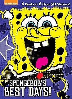 Amazon.com: Spongebob Squarepants Coloring Book Set (2 Coloring ...