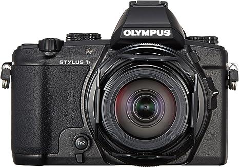 Olympus Stylus 1s - Cámara digital de 12 MP (pantalla de 3