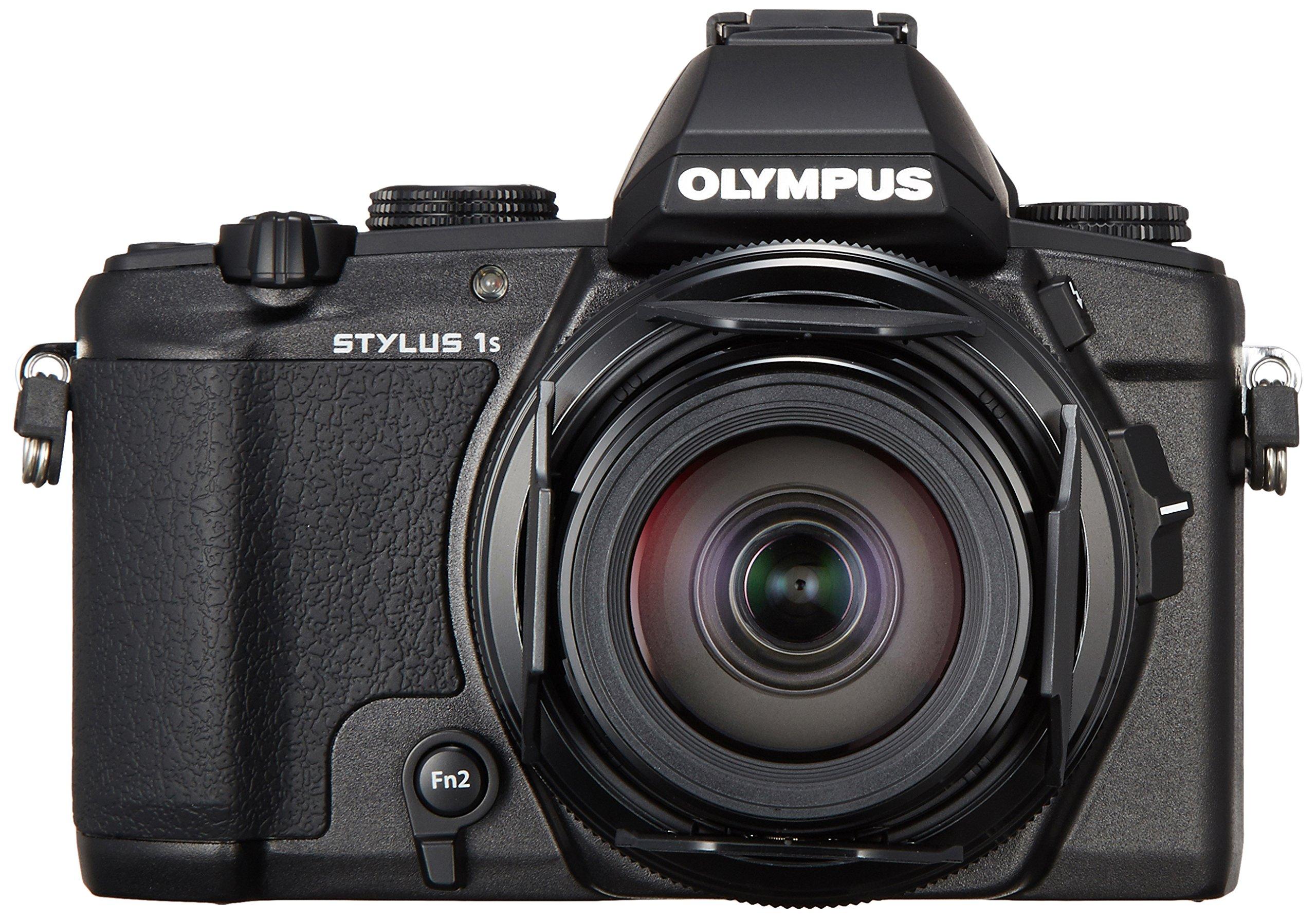 OLYMPUS デジタルカメラ STYLUS-1S