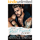 The Best Friend Zone: A Small Town Romance (Knights of Dallas Book 2)