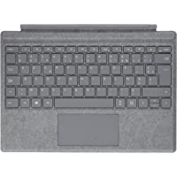 Microsoft Clavier Type Cover pour  Surface Pro Platine - AZERTY