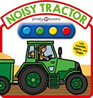 Noisy Tractor Sound Book (Simple