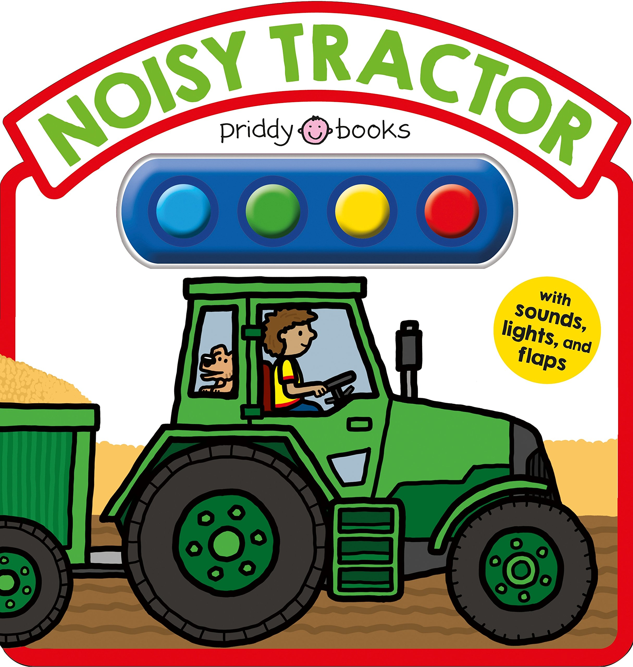 Read Online Noisy Tractor Sound Book (Simple Sounds) pdf epub