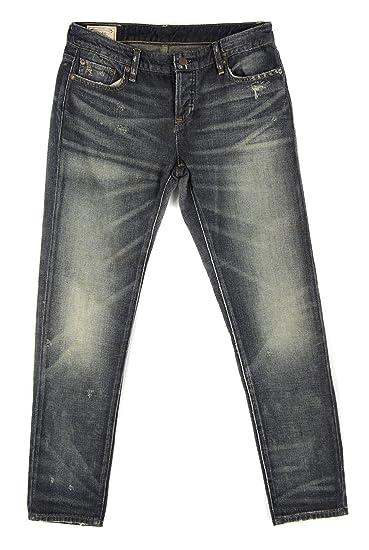 26176e038c7d Polo Ralph Lauren Womens Astor Slim Boyfriend Jeans, Colden Wash, Size 32