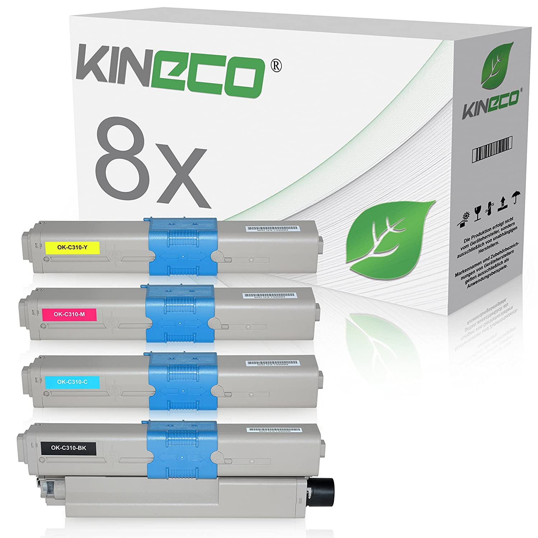 kineco Parent compatible par0016 Artículo, color unidades (07) - 8 unidades color 1cdd25