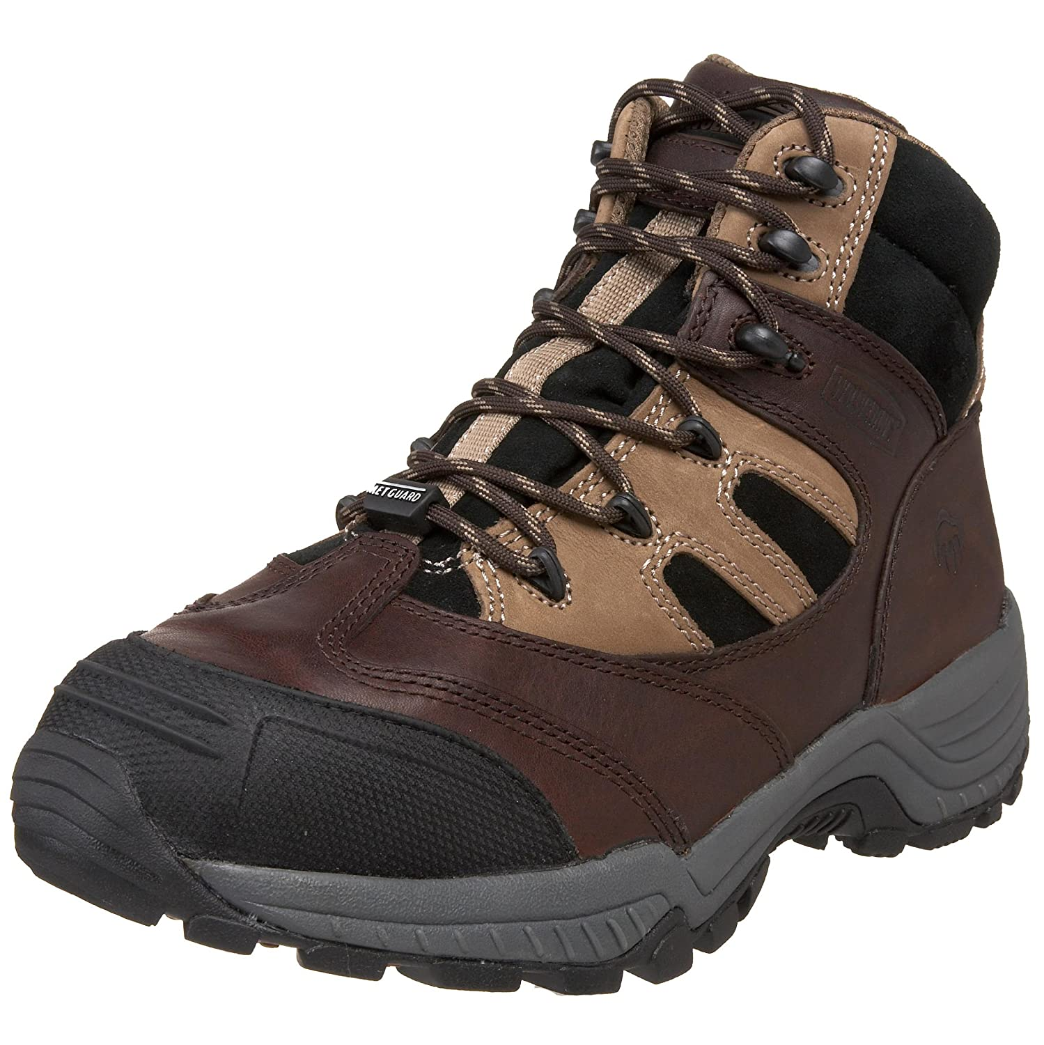 Wolverine メンズ Dark Brown/Black 8.5 D(M) US 8.5 D(M) USDark Brown/Black B000NJS3IE