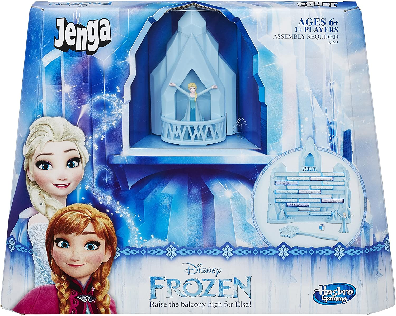 Hasbro B4503 Frozen Jenga, Multicolor, Talla única: Amazon.es: Juguetes y juegos